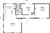2 Bedroom Granny Flat Packages