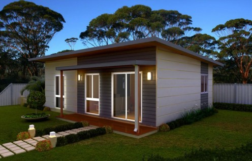 Beautiful Granny Flats in all Types of Styles & Sizes