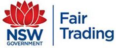 Department of Fair Trading Logo