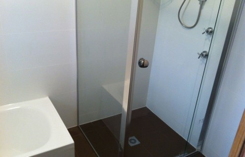 Every Element of Our Internal Bathroom Finishes is Impeccably Finished