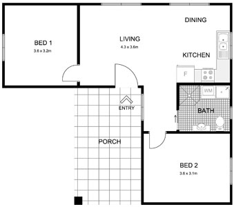 Granny Flat Floor Plans of the Amazing 3